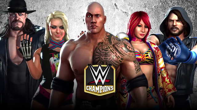 WWE Champions Game Tips And Tricks