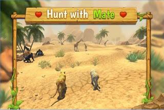 Games Cheetah Family Sim App