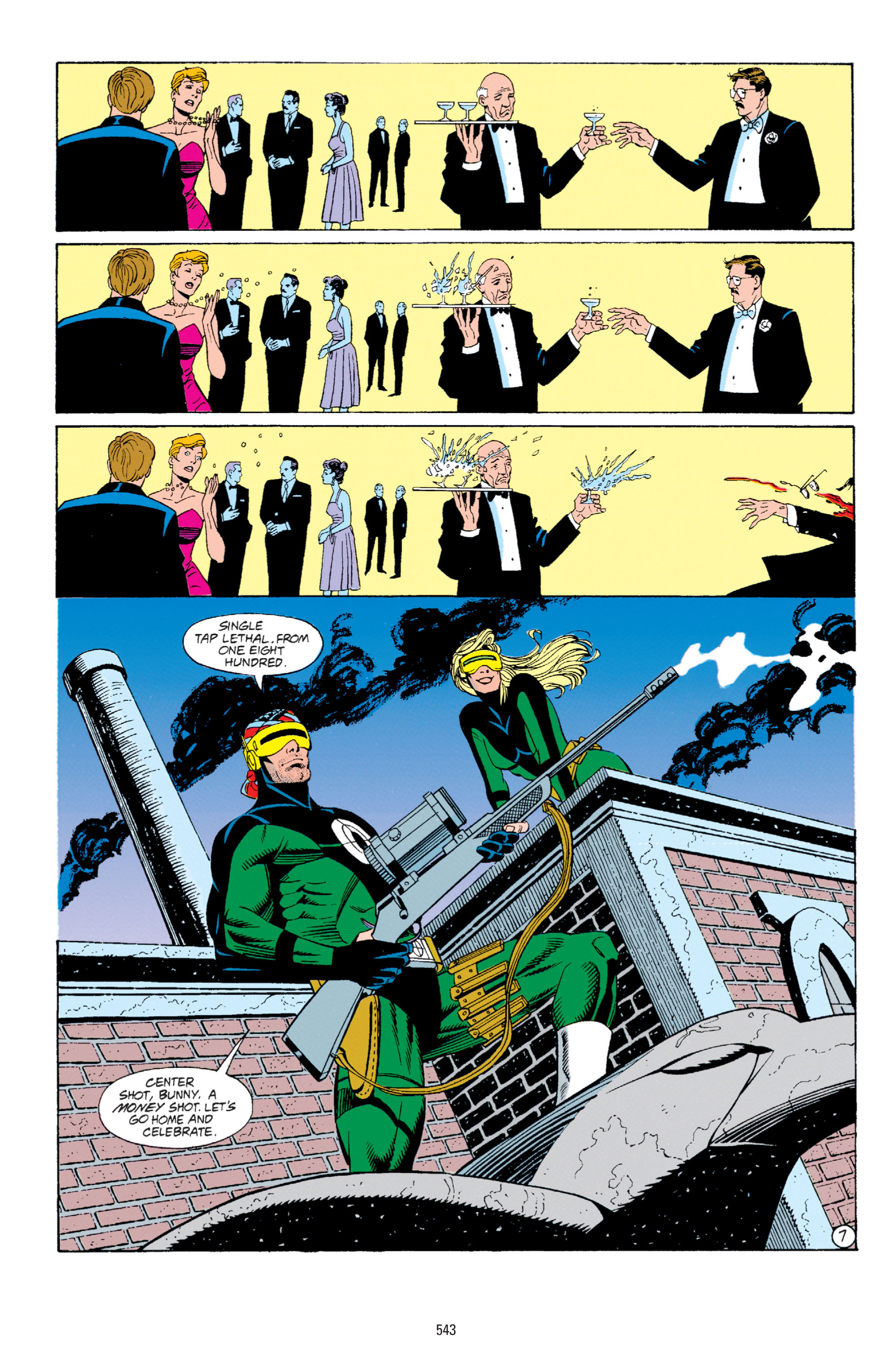 Detective Comics (1937) 674 Page 7