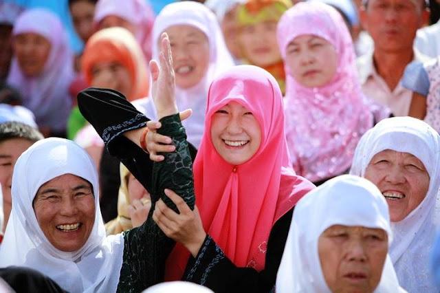 Ini Yang Membuat Muslim China Tetap Gelorakan Semangat Ramadhan Meski Ada Di Negara Komunis