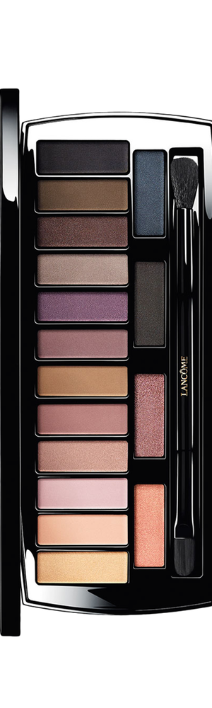 Lancome Auda[city] in Paris 16-Pan Eye Shadow Palette
