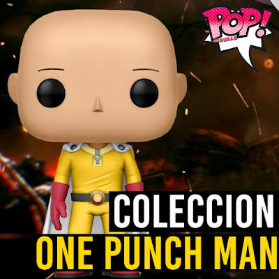 Lista de figuras funko pop de Funko POP One punch man