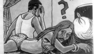 Husband tells court: Different men come, sleep with my wife in our home