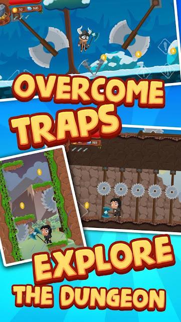 Game Petualangan Offline Android Kidarian Adventures MOD APK