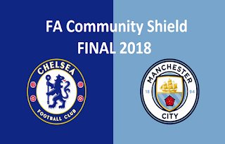 FA Community Shield Biss Key 5 August 2018