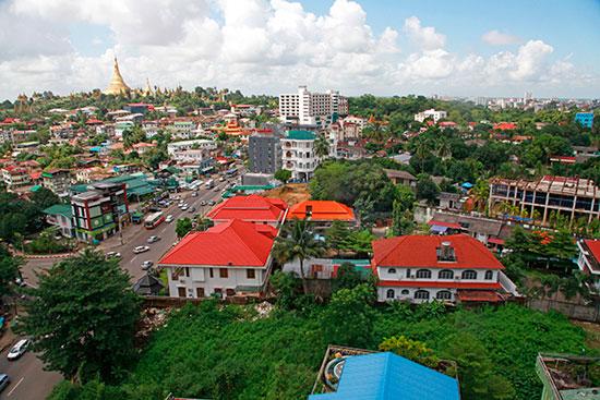 အိမ်ခြံမြေဈေးကွက် အရောင်းအ၀ယ် အနည်းငယ်ပြန်ဖြစ်နေ ...! | Pho Thu Taw |  PhoThuTaw.com | ဖိုးသူတော်