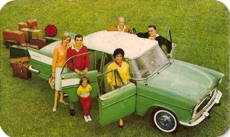 Calendario Del 1961.Dos Recrame Simca Calendario De Bolso 1961