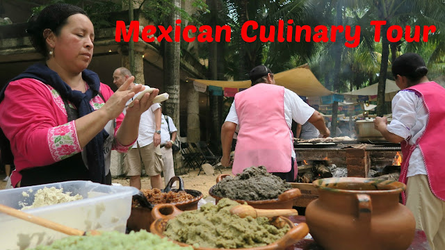 Mexican Culinary Tour