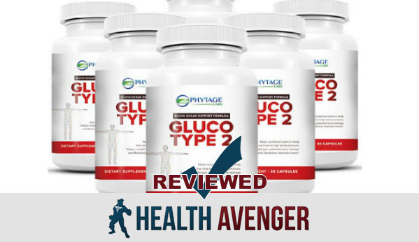 GlucoType 2 CONTROL YOUR BLOOD SUGAR NOW
