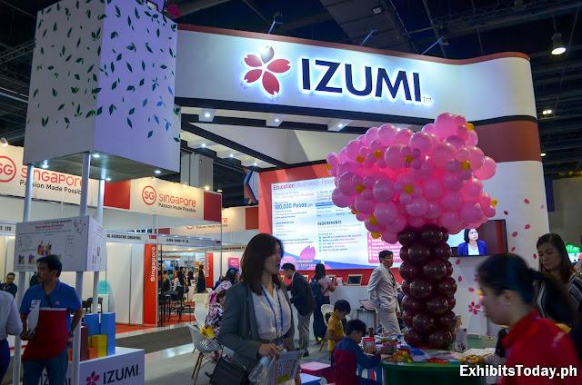 Izumi Tradeshow Display