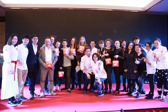 Fête de la francophonie en Chine - Concours pâtisserie à Changsha