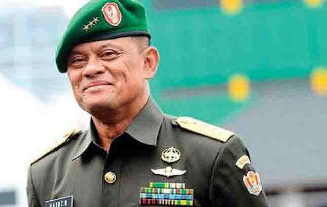 Jenderal Gatot Pensiun Masih Lama, Kok Buru-Buru Diganti?