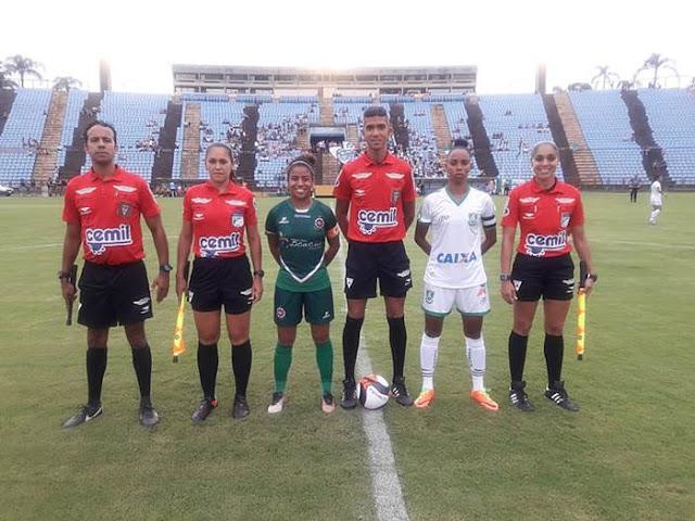 Ipatinga e América-MG fizeram um jogaço no estádio Ipatingão