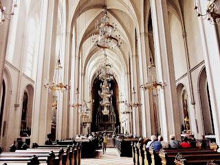 Augustinerkirche - Biserica Sf. Augustin
