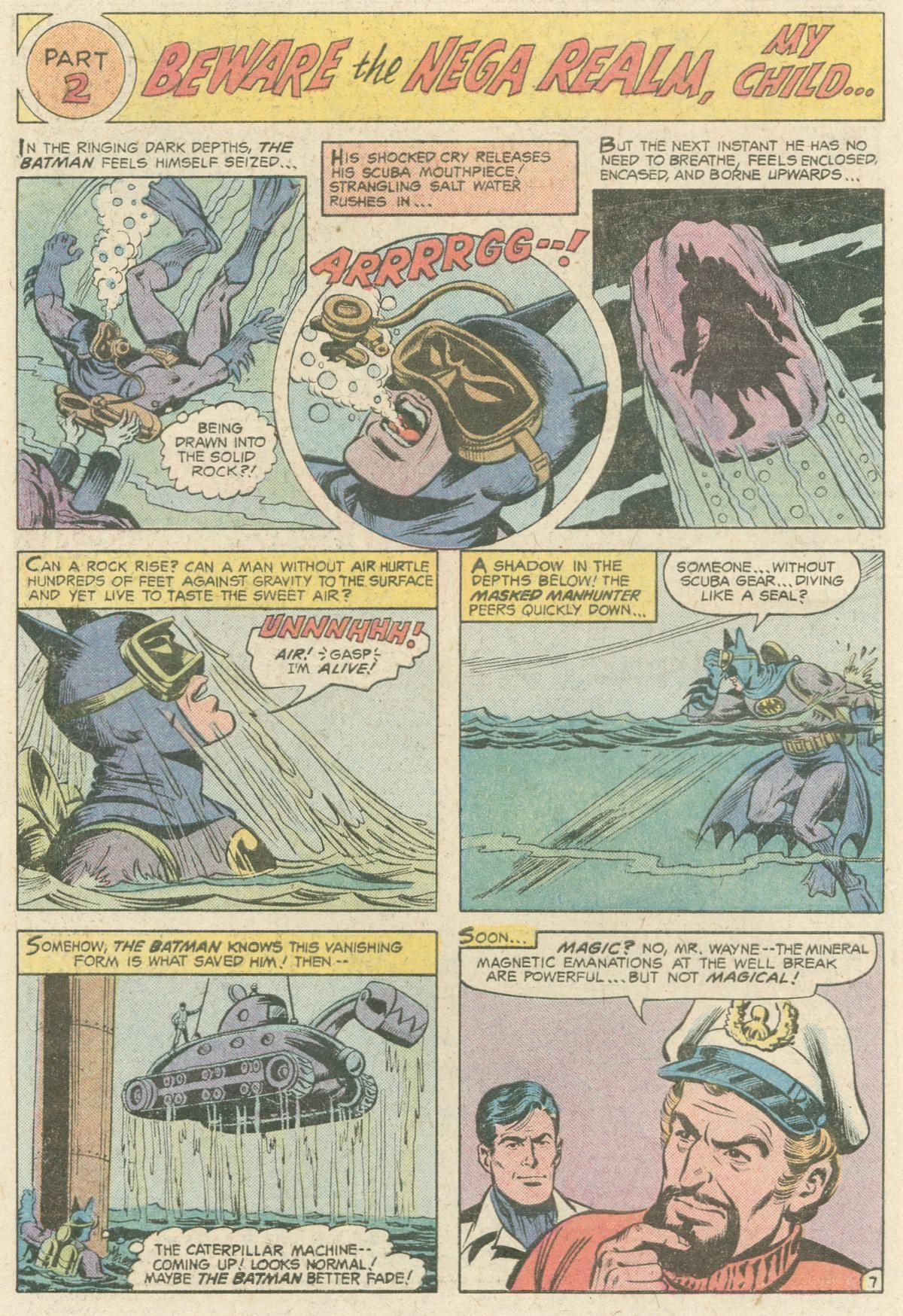 Read online World's Finest Comics comic -  Issue #249 - 8