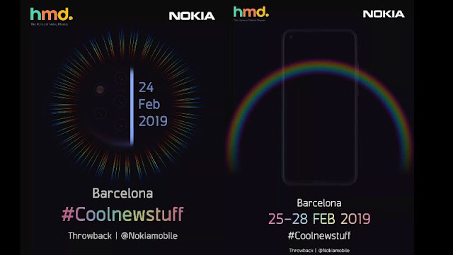 HMD Global's Leaked MWC 2019 Teaser Seems to Confirm Nokia 9 PureView, Its Penta-Lens Camera Setup