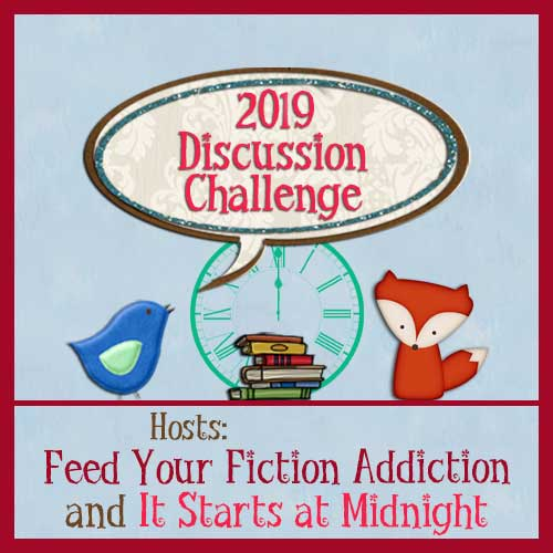 2019 Book Blog Discussion Challenge