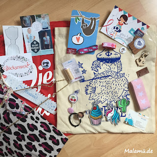 Nähcamp Goodiebag