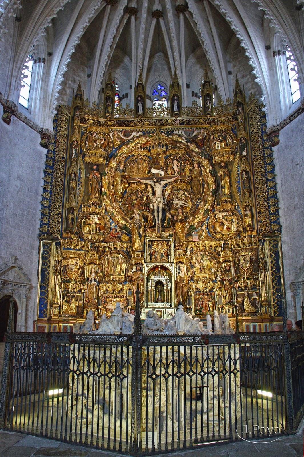 Cartuja de Miraflores, Burgos