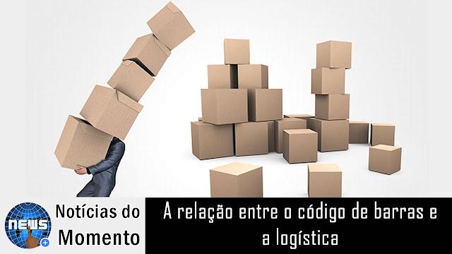 Como o código de barras melhorou a logística de mercadorias