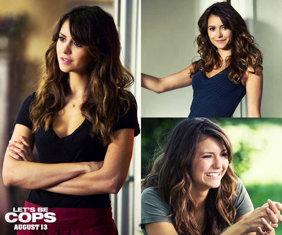 lets be cops nina dobrev
