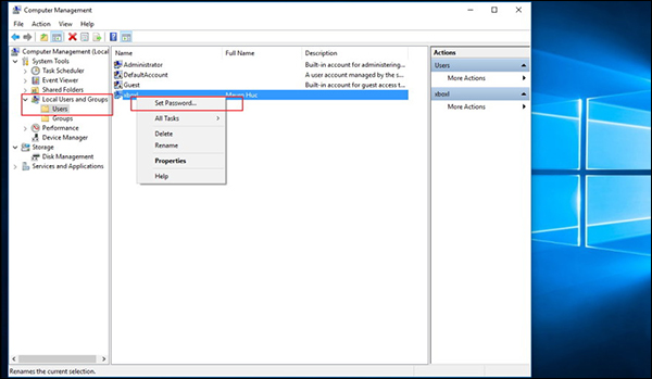 كيفية كسر كلمة السر في ويندوز 10 بدون برامج و بطريقة سهلة 1