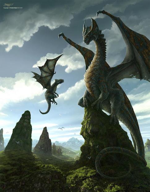 Dragon Land Rknyos Pek