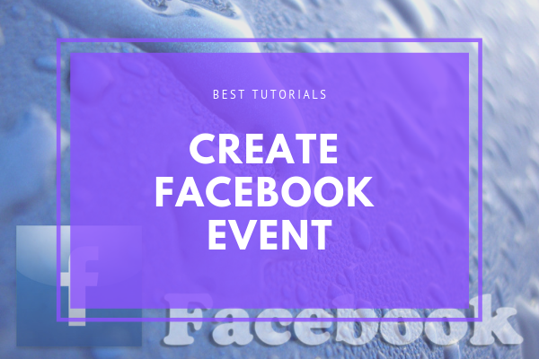 Create An Event In Facebook<br/>
