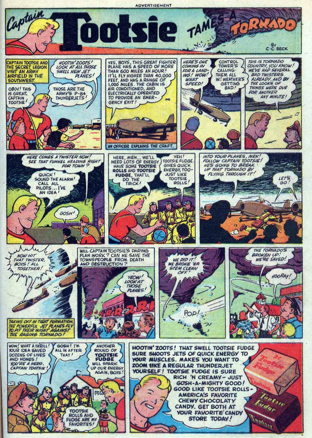 Read online Action Comics (1938) comic -  Issue #120 - 49
