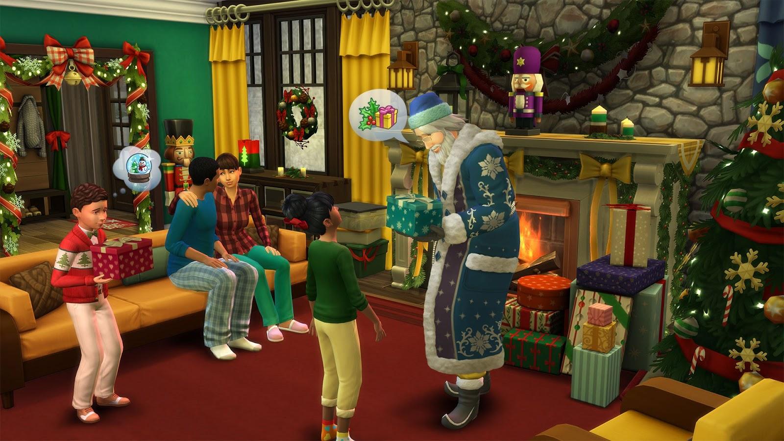 Los Sims 4 Y Las Cuatro Estaciones PC ESPAÑOL (CODEX) 3