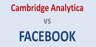 facebook cambridge analytica scandel