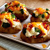 Crispy Stuffed Potatoes