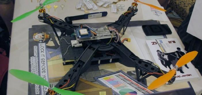 drone para hacking