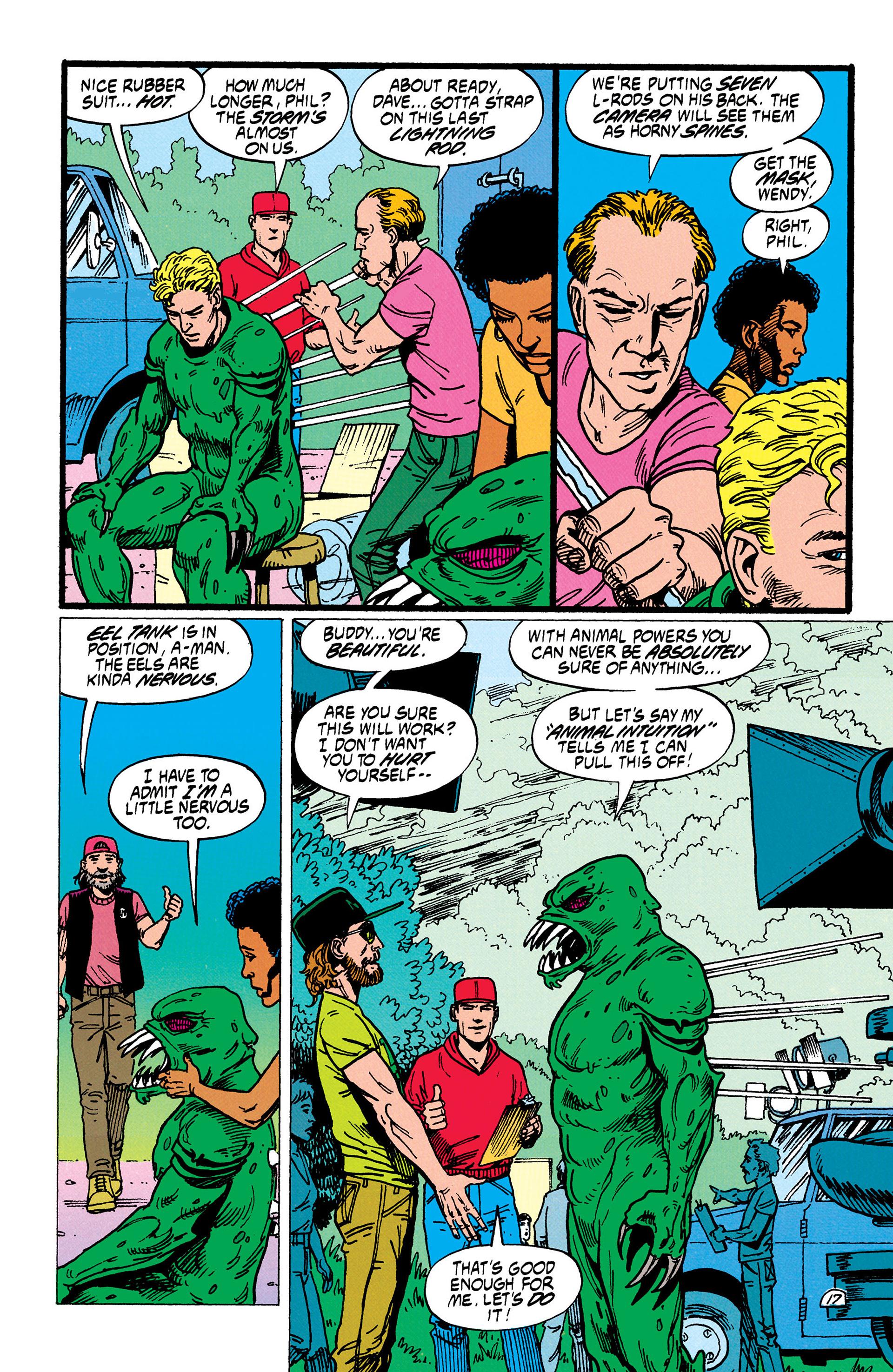 Read online Animal Man (1988) comic -  Issue #35 - 18