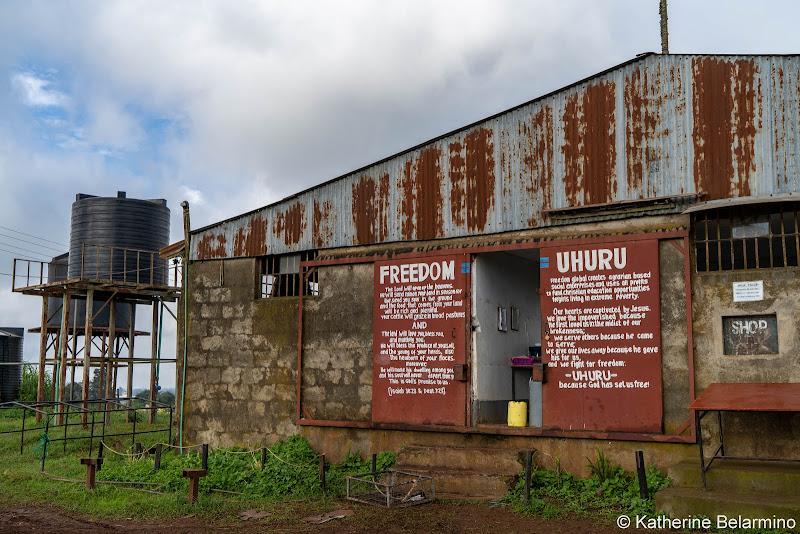 Freedom Global Farm Volunteering in Kenya with Freedom Global