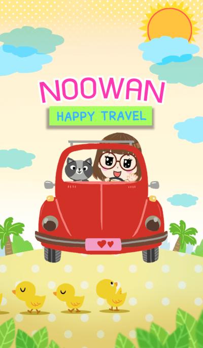 Noo Wan : Happy Travel !!