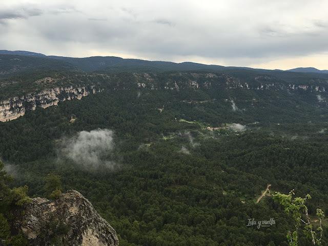 Naturaleza en Cuenca El Hosquillo