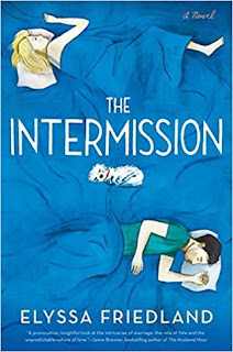 The Intermission, Elyssa Friedland, InToriLex