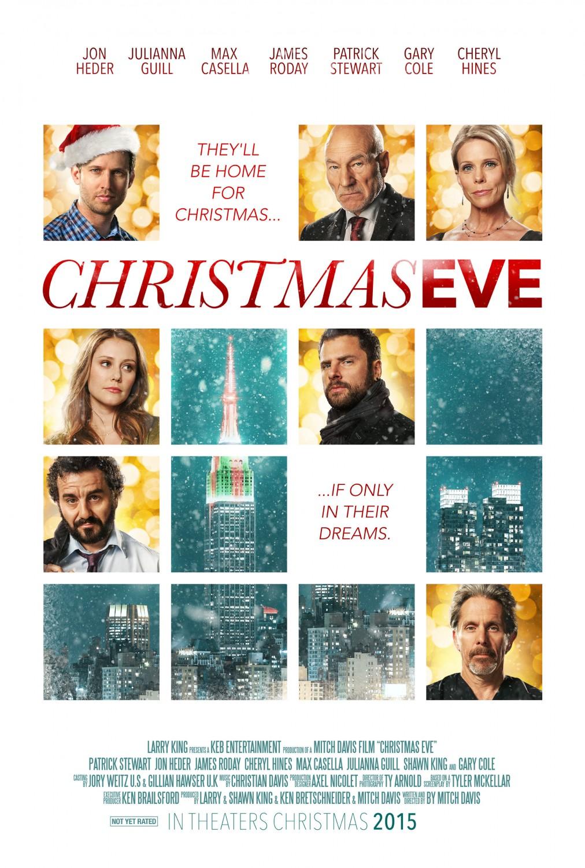 Nonton Film Christmas Eve (2015)