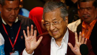 Spotlight:  Mahathir Mohamad Sworn In As Prime Minister of Malaysia