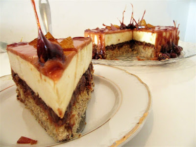 Royal Caramel Cake