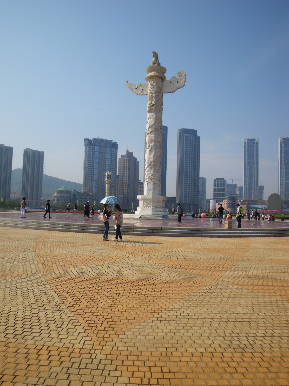 Xinghai Square China The Tourism Guide