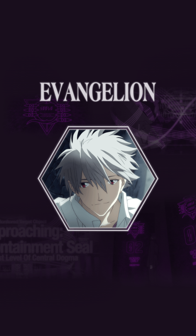 EVANGELION Theme KAWORU