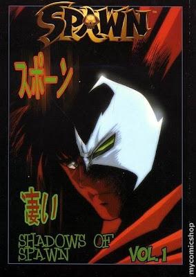 El manga de Spawn