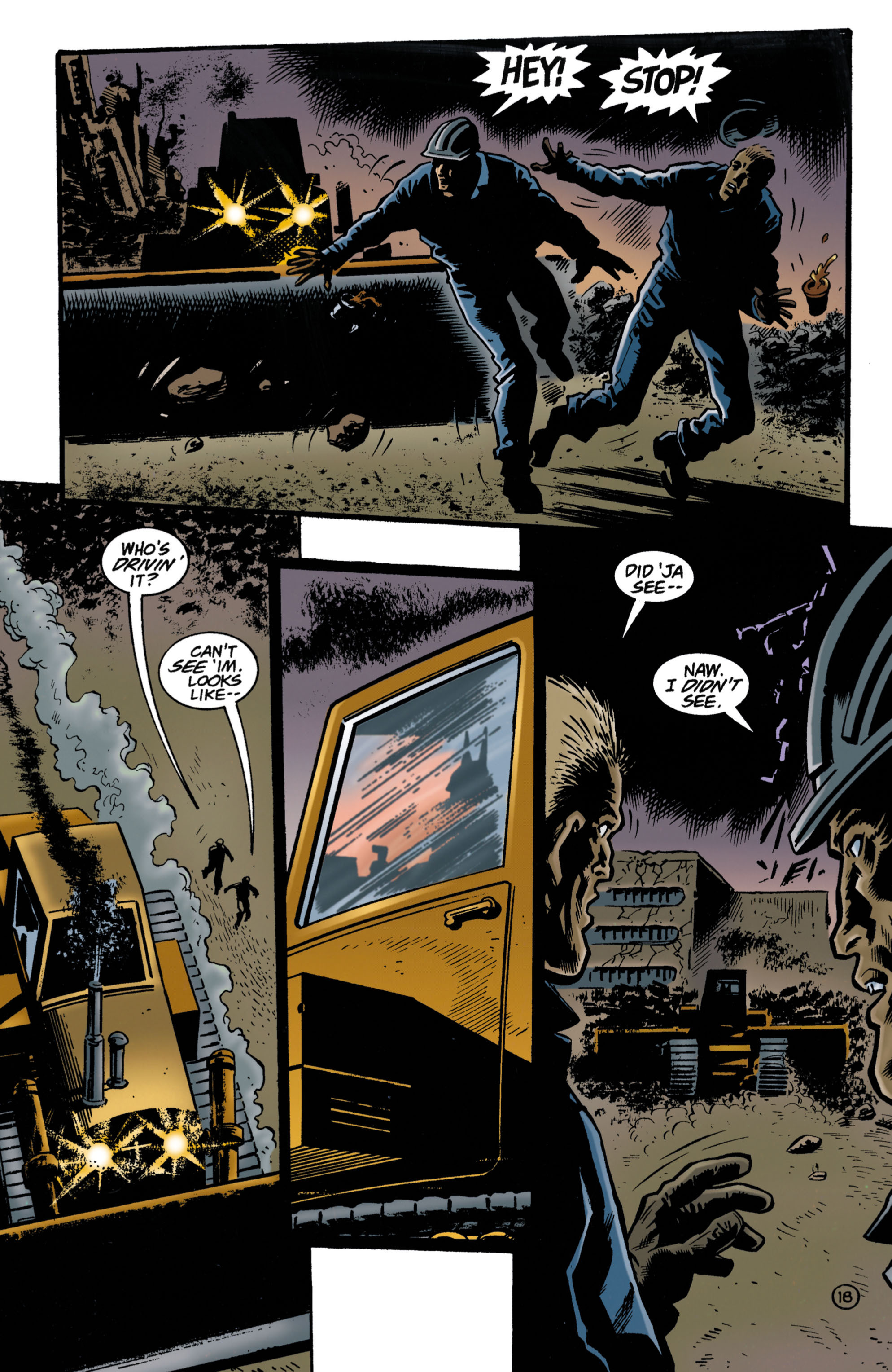 Detective Comics (1937) 724 Page 18