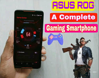 Asus ROG A complete gaming smartphone