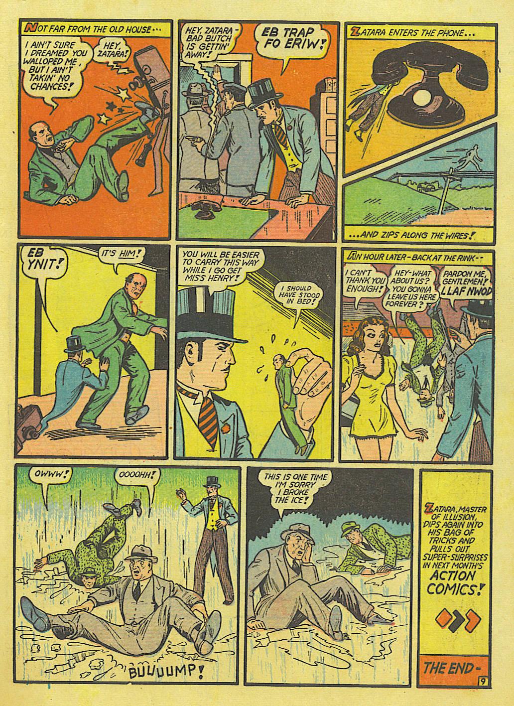 Action Comics (1938) 52 Page 64