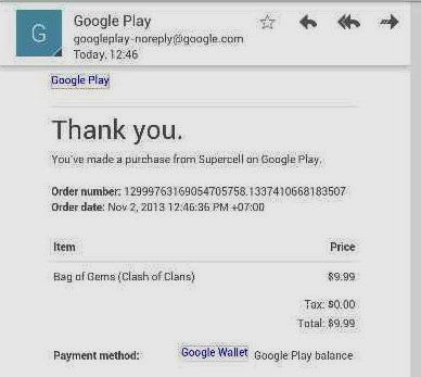 Free 1200 Gems Clash of Clans for REAL: Redeem Android