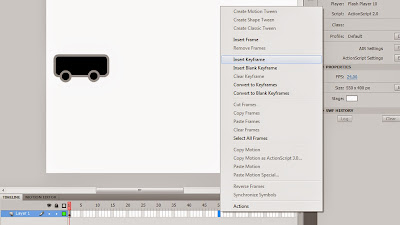 Cara Membuat Motion Tween Pada Flash CS5 - Hog Pictures