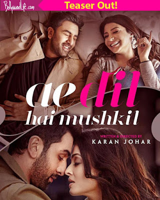 Ae Dil Hai Mushkil 2016 Hindi Official Trailer 720p HD hindi movie Ae Dil Hai Mushkil bollywood movie Ae Dil Hai Mushkil free download or watch online at world4ufree.be